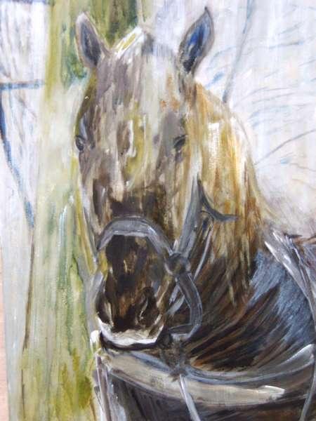 piet-driessen-paard-in-bos